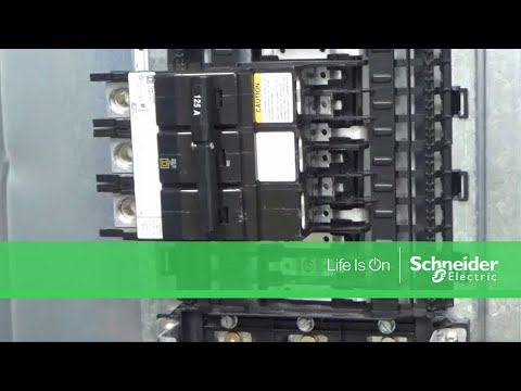 Video: What is the maximum QO or QOB branch breaker (not sub-feed breaker) that can be installed in an NQOD panelboard?