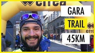 Cortona Trail 45km - 9° assoluto 😃Race Vlog