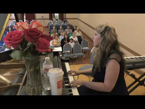 A video of me performing one of my original compositions (I Broke Your Heart in June) at the Fall 2017 Matoush Melodies Recital.