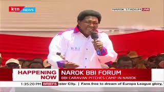 Senator Ledama warns outsiders against meddling in Maasai affairs during NAROK BBI FORUM