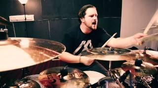 Chimaira | Nothing Remains | Drum Cover by Chris Bowling