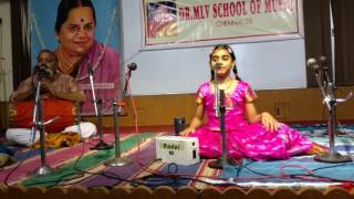 MLV Day Music Tribute - Paahimam Parvati