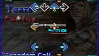 Tears Falling - Freedom Call (Stepmania)