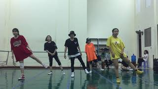 Bubble Gum Dance Choreography By Mon ( WhatEver Crew)