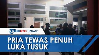 Warga Bantaeng Ditemukan Tewas Penuh Luka Tusuk di Jeneponto, Polisi Buru Pelakunya