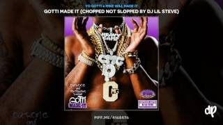 Yo Gotti & Mike Will Made It - Letter 2 The Trap (Chopped Not Slopped)