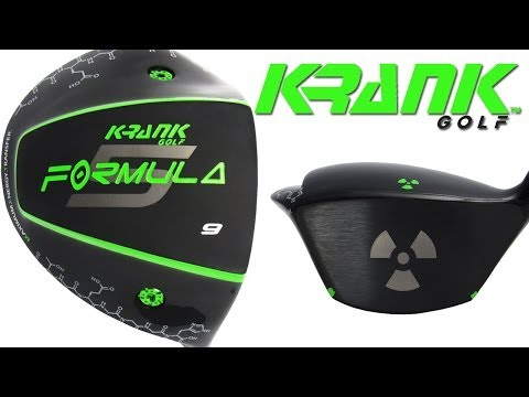 Custom Long Drivers | Krank Golf