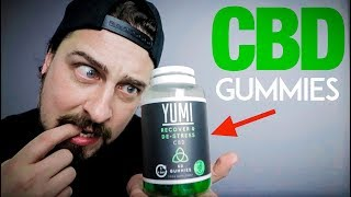 CBD Gummies Do YOU NEED these to help ANXIETY?