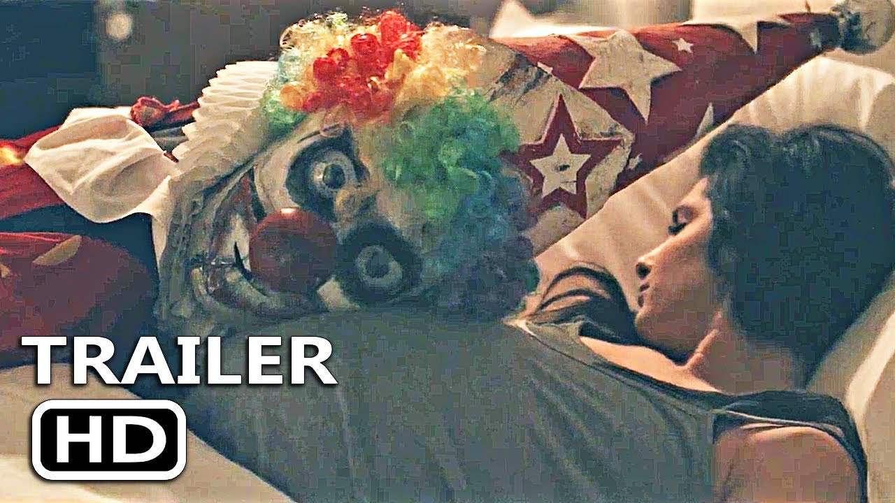 New Horror Movie: ClownDoll, 2019