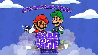 Myke Towers X Ele A El Dominio - Sabe Lo Que Viene [Official Audio]