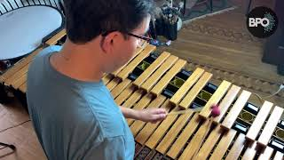 PERCUSSION: Scale patterns with Dinesh Joseph