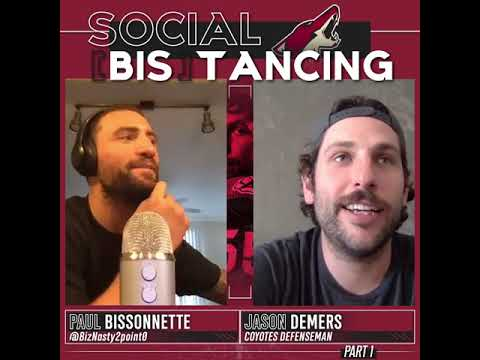 Social [Bis]tancing with Jason Demers Part 1