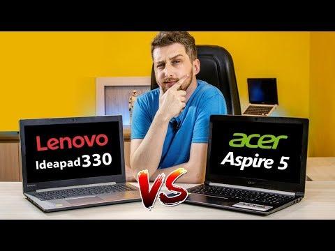 Comparativo Notebook Lenovo 330 vs Acer Aspire 5 Análise / qual é melhor?