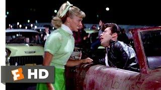 Grease (1978) - Sin Wagon Scene (8/10) | Movieclips