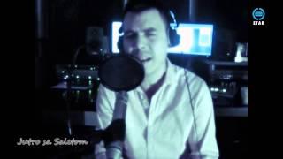 Željko Vasić   Željo Moja Jedina (UŽIVO U Emisiji Jutro Sa Saletom)
