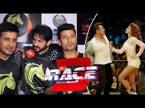 Meet Bros Reaction On Salman-Jacqueline HEERIYE SONG From RACE 3