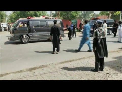 Πακιστάν: Βομβιστική επίθεση κατά σιιτών- Τουλάχιστον 3 νεκροί, δεκάδες τραυματίες…