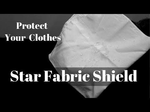 Dust & Water Repellent Coating For Fabrics