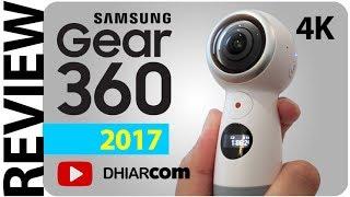 Review Samsung Gear 360 4K (2017) Indonesia, Semakin Detil & Jelas!