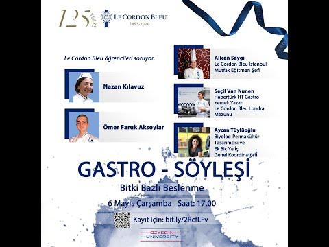 , title : 'Le Cordon Bleu Gastro Söyleşi /  Bitki Bazlı Beslenme