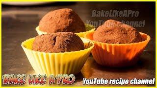 SUPER EASY SOFT Dark Chocolate Truffles Recipe
