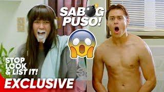 TOP 10: LizQuen sabog-puso kilig scenes | Stop, Look, and List It!