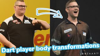 7 POSITIVE Body Transformations From DART PLAYERS