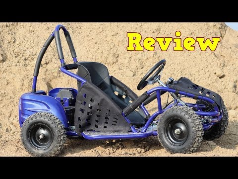Overview of Electric Kids Buggy 1000W 48V GoKid