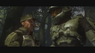 Halo 3 (60FPS) - Intro and First Mission - Xbox One - Master Chief Collection