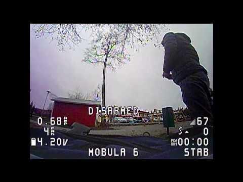 Outdoor acro on 300mah 1S 20g drone! - Mobula6 (2020 #16)