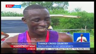 Monday Night News: Katui Muia wins the Kenya pipeline Thange cross country 10 kilometers race