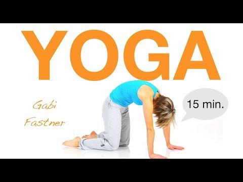 ☯️ Kurze Yoga Asanas für den Rücken