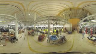 Karsan 360° fabrika Turu- Tükçe