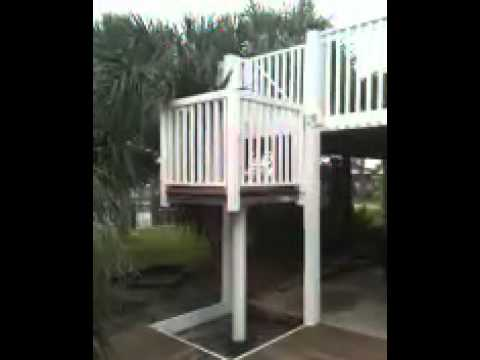 Vertical Home Lifts and Wheelchair Lifts from 1st Choice