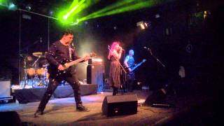 45 Grave - Riboflavin - live @ WGT 2014, Leipzig, Germany