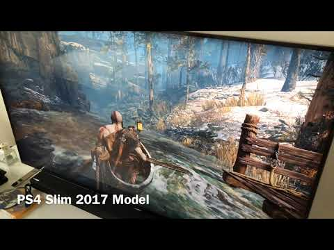 Playstation 4 pro noise comparison - смотреть онлайн на Hah Life