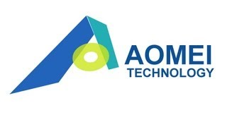 AOMEI Data Backuper Software Tutorial Freeware