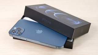 iPhone 12 Pro Unboxing & erster Eindruck