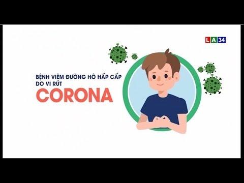 Khuyến cáo phòng chống bệnh viêm đường hô hấp cấp do virus corona