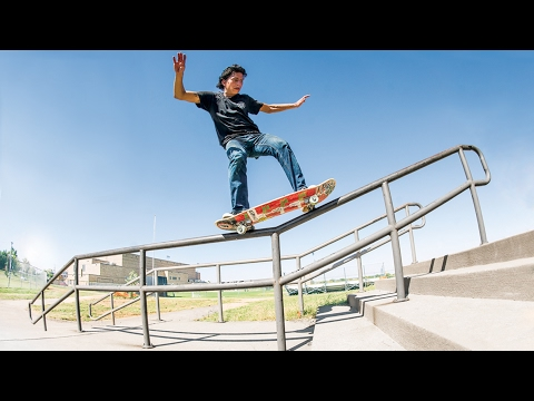 Behind The Cover Cole Wilson | TransWorld SKATEboarding