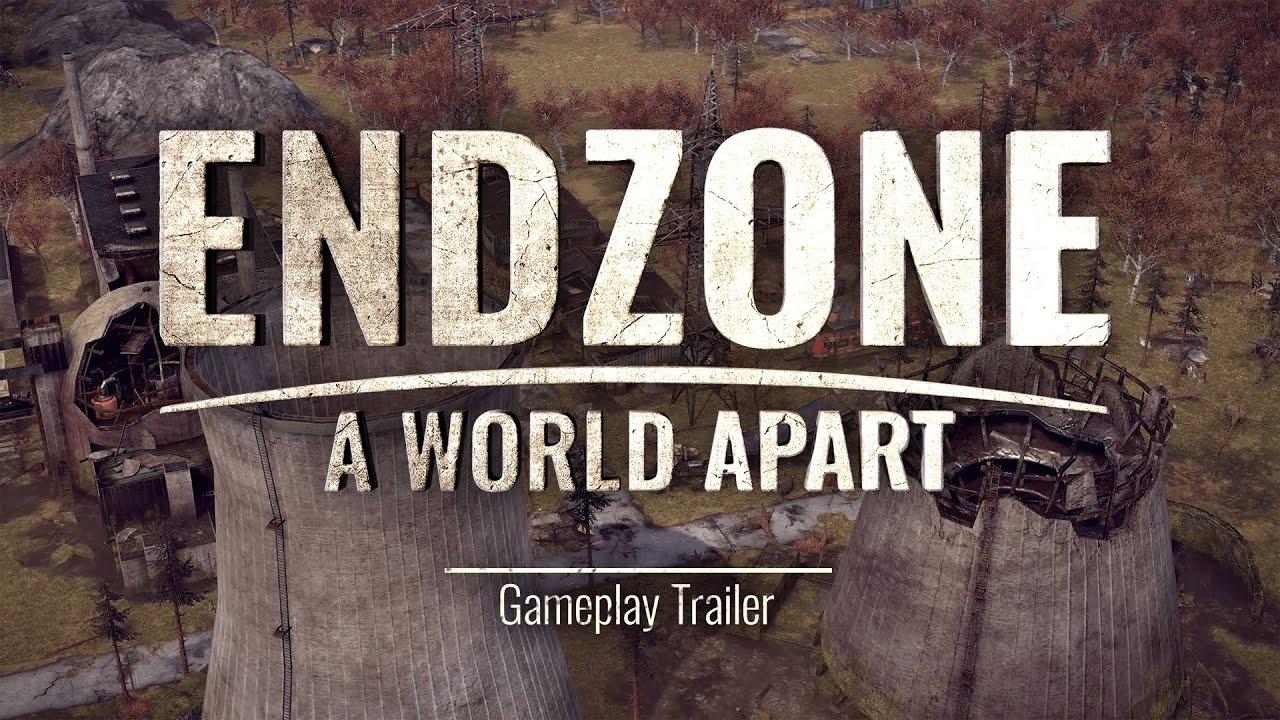 Геймплейный трейлер игры Endzone: A World Apart