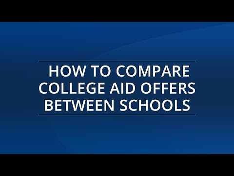 How Do I Choose a College After Being Accepted? Choosing a School - compare schools college