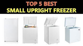 Best Small Upright Freezer 2019