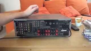 Yamaha RXV457 Surroundverstärker Review