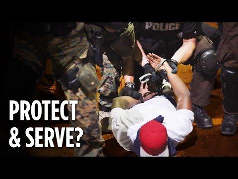 Policejní brutalita ve Spojených státech