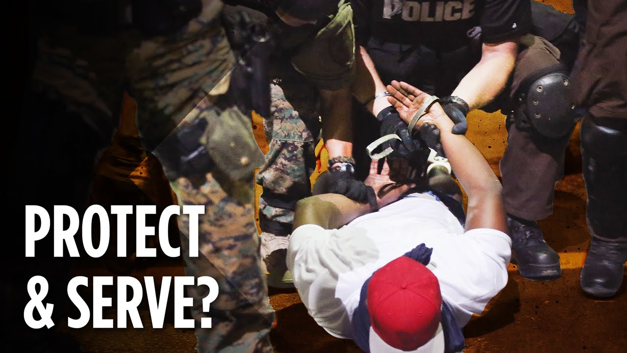 How Did Police Violence In The U.S. Get This Bad? thumbnail