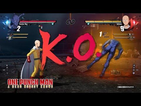 一拳超人無名英雄 上市宣傳片+DLC