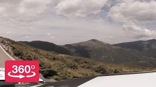 360º – 2014 Subaru Mt. Washington Hillclimb