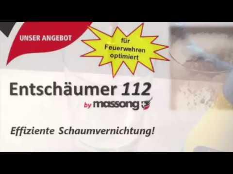 Entschäumer 112 by Massong