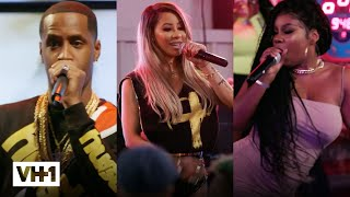 Every Time an Artist Had an Awkward Performance ft.@VH1 Love & Hip Hop | VH1 Ranked | #AloneTogether
